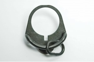 AR15 receiver end plate sling mount