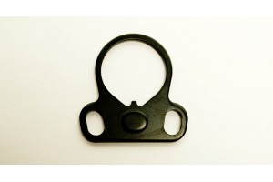 AR15 receiver end plate double sling mount