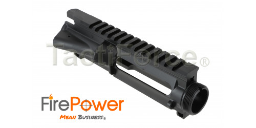 AR15 flat top upper receiver (stripped)