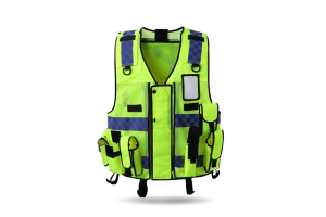 High Visibility Traffic Vest