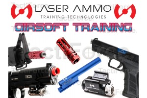 Laser Ammo AirSoft Vibration Cartridges