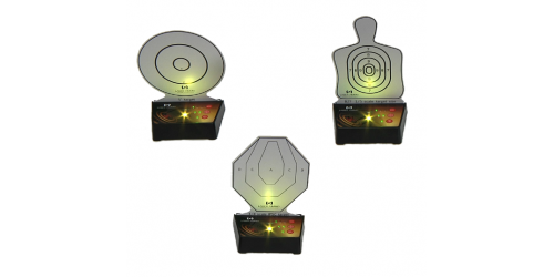 3 pack - Interactive Multi Target Training System (iMTTS)  - Laser Ammo
