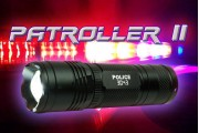 Patroller II tactical flashlight
