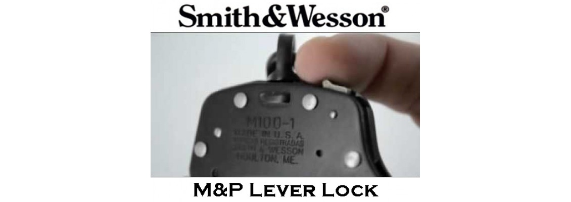 S&W M&P Lever Lock handcuffs