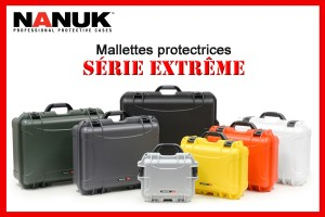Valises de Protection Nanuk