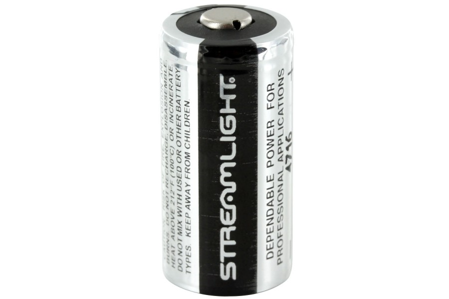 Streamlight 3v Cr123 Lithium Battery