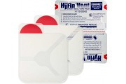 Pansement occlusif compact HyFin Vent pour perforation thoracique
