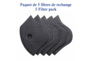 5 Replacement filter pack for MRL100 mask