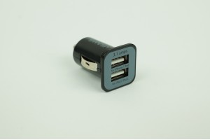 Bouble USB car charger